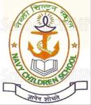 Navy Children School - logo