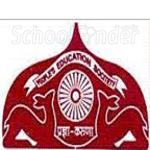 P E S Central School - logo