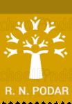 RN Podar School - logo