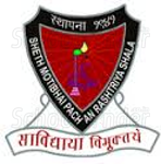 Sheth Karamshi Kanji English School - logo