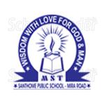 Santhome Public School - logo