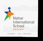 Nahar International School - logo