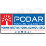 Podar International School Mumbai - logo