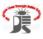 Utpal Shanghvi Global School - logo