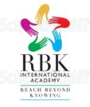 RBK International Academy - logo