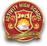 Activity High School - logo
