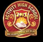 Activity High School - logo