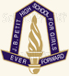 JB Petit High School - logo