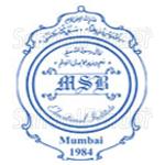 MSB Educational Institute Mumbai - logo