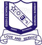 Saint Francis D'Assisi High School - logo