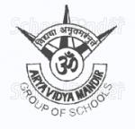 Arya Vidya Mandir - logo