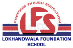 Lokhandwala Foundation School - logo