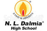 NL Dalmia High School - logo