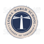 Lodha World School - logo