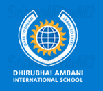 Dhirubhai Ambani International School - logo