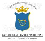 Goldcrest International - logo