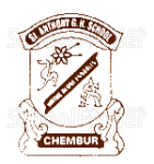 St Anthony's Girls School Chembur - logo