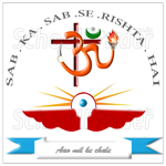 Rajeev Gandhi High School Kalyan - logo