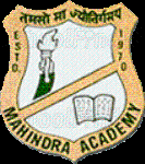 Mahindra Academy - logo