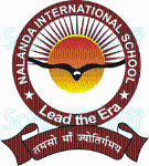 Nalanda English Medium School - logo