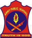 Army Public School Camp - logo