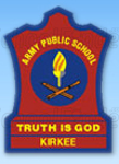Army Public School Khadki - logo