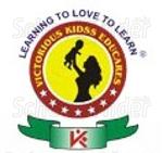 Victorious Kidss Educares - logo