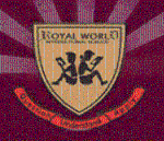 Royaal World School - logo