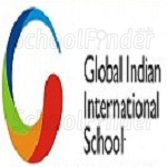 Global Indian International School Chinchwad - logo