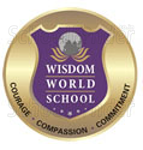 Wisdom World School Wakad - logo