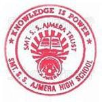 S S Ajmera School - logo