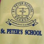 St Peter's School Dhanori - logo