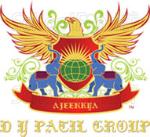 D Y Patil International School Charoli - logo