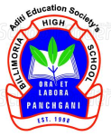 Billimoria High School - logo