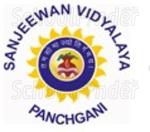 Sanjeewan Vidyalaya - logo
