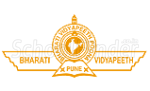 Bharati Vidyapeeth God's Valley International School - logo