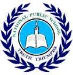 National Public School - logo