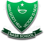 NASR Boys School - logo