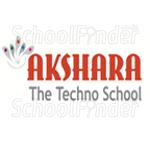Akshara The Techno School - logo