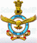 Air Force School Begumpet - logo
