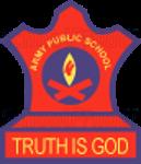 Army Public School Golconda - logo