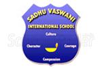 Sadhu Vaswani International School - logo