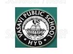 Vasavi Public School - logo