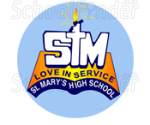 St Mary's High School Kukatpally - logo
