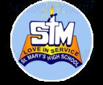 St Mary's High School Kukatpally - logo