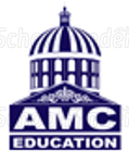 AMC School - logo