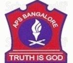 Army Public School Kamraj Rd - logo