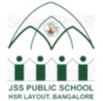 JSS Public School HSR Layout - logo