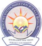 Maitry Vidya Niketan - logo
