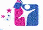 Pavithra High School - logo
